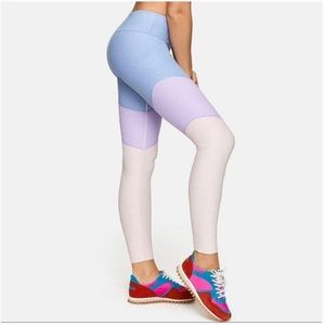 Outdoor Voices 7/8 Springs Leggings limited edition LilacLavenderDahlia Colorway